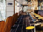 憧れの空港勤務のオシゴト★ 毎日、新鮮な気持ちでオシゴトできますよ!