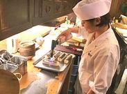 """こだわりの""""魚料理""""や""""日本酒""""を提供しましょう! ≪調理のお仕事経験は必要ナシ≫ まずは面接で楽しくお話しましょう★☆"""