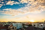 <早朝勤務> 朝日を眺めながらお仕事終了◎ 朝の静まった街を味わってみませんか?