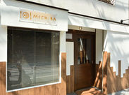 星川駅スグで通いやすい♪ 常連さんに愛される個人店だから、お客さんとの距離も◎ こぢんまりとしたリラックスできる店内です♪