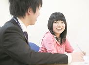 早稲アカではみんな一緒に研修するのですぐに仲良くなれちゃうんです♪研修の絆は研修が終わっても続くんですよ☆彡