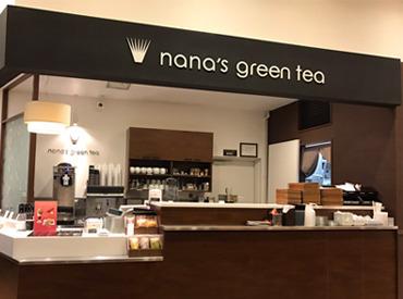 """主婦さん活躍中♪抹茶やグリーンティーをはじめとした""""和テイスト""""なスイーツがたくさん♪社割でお得に食べられるのも魅力◎"""