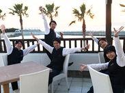 """神戸の街はずれにある""""静かな結婚式場""""♪ リゾート気分を味わいながら働いてみませんか??"""