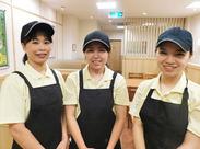 ◆服部天神駅前にNEW OPEN◆ みんな一緒のスタートです!お仕事も一緒に覚えて行きましょう♪