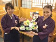 まかないは全メニューが200円で食べられます♪ スタッフさんからも大好評◎ アツイ季節も美味しいうどんで乗り切ろう*