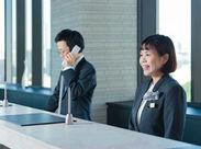 働いているうちに、一流の接客、所作が身に付きます◎ 英語力を活かしてお仕事も♪ 将来に役立つスキルが手に入ります*。