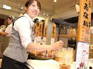 「接客が好き!でもお味噌に詳しくない…!」 →そんな方も大歓迎◎ まずは、お味噌の種類を 覚えることからスタート♪