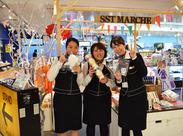 関空展望ホール内にある、航空グッズ専門ショップでのオシゴト!「飛行機が好き!」「旅行が好き!」「接客が好き!」そんな方に◎