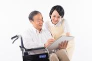 介護だけでなくホスピタリティ等、幅広い知識や技術が身に付けられます☆※画像はイメージです。