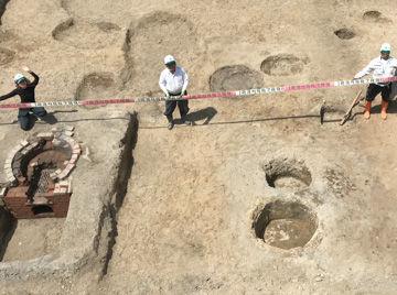 【遺跡発掘スタッフ】~ 古代ロマンや歴史を体感できるお仕事 ~\ 特別なスキルや知識は必要ナシ!! /未経験OK◎難しい作業はほとんどありません♪