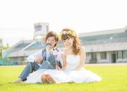 未経験でもやる気があればOK! 結婚式の仕事に興味がある・写真を本気でやりたい・人と接するのが楽しい!そんな方歓迎♪
