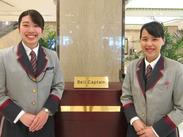 リーガロイヤルホテル小倉でのお仕事♪*゚ 小倉駅から直結の人気ホテルでのお仕事です!