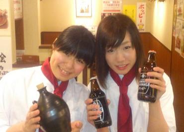 """【店舗Staff】""""昔ながらの居酒屋料理""""がどこか懐かしい…★まかないもお楽しみ♪定着率<高>!週1~自分のペースでOK!ムリなく続けられる◎"""