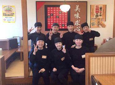 ◆仏跳麺 笹貫バイパス店◆ 趣のある外観・美味しい食事で大人気☆ 地元民に愛される、アットホームなお店です!