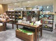 立川店は昨年OPENしたばかり☆ 販売未経験の方も気軽に始められますよ♪ 週5日のフル勤務も大歓迎!