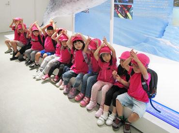 可愛い笑顔に会える♪子どもが好きな方大歓迎★経験・スキルや資格は不問です!