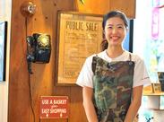 人気セレクトショップ<JOURNAL STANDARD>が手がけるカフェ!【ファッション × フード】のおしゃれな雰囲気が自慢です!