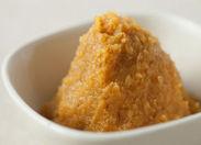 伝統のある蔵でイチから味噌作りを学べます◎未経験の方にも丁寧にお教えしますよ♪ ※画像はイメージです。