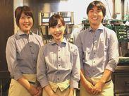 上野・御徒町・湯島…アクセス抜群★ オープンしたてのキレイなお店! 同期の仲間と一緒に楽しくお店作りに参加できます♪
