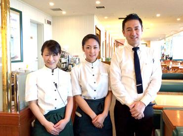 【カフェSTAFF】仙台空港3FにあるCafe★飛行機の着陸が見えるのも空港ならではの特別空間♪*+ここだけでしか体験できないバイト始めませんか?