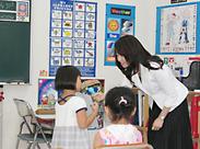 「先生が好き!」「先生に褒められたい!」「先生のクラス楽しい!」自分のクラスの生徒達への指導を通して、自分の成長にも◎◎