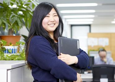 【経理事務STAFFF】★ECサイト開発やスマホアプリの開発などさまざまなシステム開発を行う当社で、経理事務を募集◎資格を活かしてスキルアップ!