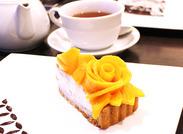 ★人気のケーキをあなたが作る★ 見ているだけでもワクワクしちゃう、フルーツをふんだんに使用したスイーツの数々♪