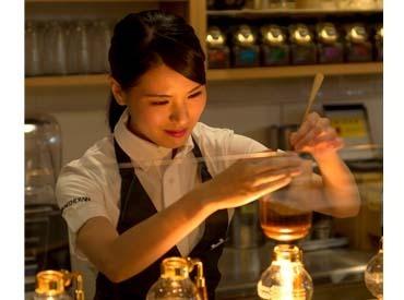 【カフェStaff】★UCC直営カフェでオシゴト★*゚1日4h~授業の合間やサークルの後にサクッ働ける◎気になる新商品も試せる!STAFF割引あり★