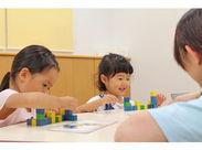 ≪幼児~小学生向けの教室★≫ とってもかわいい生徒さんの成長を間近で見守れますよ♪毎日癒されます!