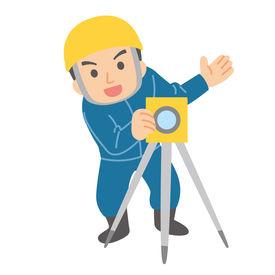 【測量補佐】\サポートSTAFFの募集/つまり…お任せすることはシンプル*指示通りに動けばいいので知識や経験は一切不要★