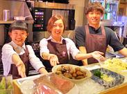 【長期休暇あり♪】 落ち着いた雰囲気と、 美味しい料理を愛するお客様が 集まるお店♪ 優しい雰囲気で居心地バツグン◎