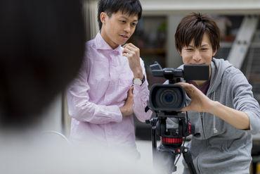 動画の撮影~編集まで、注目のスキルを学べる環境です★コピーライティングにも挑戦可能!幅広いお仕事を経験できるのが嬉しい♪