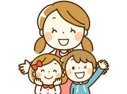 放課後や、長期休み中の子どもたちのお世話をお願いします♪