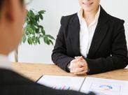 コーディネーターとしてデビューする前に、派遣の現場を体験することができます◎ 現場経験があるからこそできるアドバイスも!
