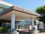 県道579号線沿いにあるビジネスホテルです! 車通勤OK♪嬉しい交通費支給もあり*
