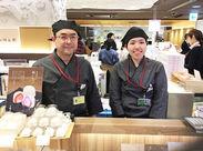 人気のecute東京★ご家族連れや、ご年配の方、海外の方まで、毎日たくさんの人が訪れます…☆