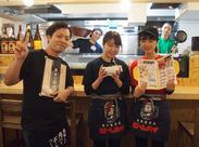 """大切なことは""""串カツ田中""""が教えてくれた★シフト協力、みんなでまかない、お店終わりの飲み会…仕事も遊びも全力の青春バイト♪"""