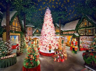クリスマスのアルバイト
