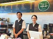 【広島駅から徒歩2分】 良い香りが漂うセルフスタイルカフェ♪ 未経験歓迎!サポート体制抜群で 安心してお仕事していだけます◎
