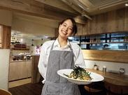 接客/キッチンがはじめての方も大歓迎!!主婦さん、学生さん、フリーターさんが毎日楽しく働いています!