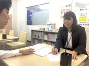 東京を中心に全国展開している『河合塾マナビス』テレビCMで知っていて応募された方も♪九州で17校舎を展開中★