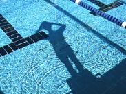 <屋内プールで快適★>気候を気にせず働けます♪未経験OK!サポートをするので安心してくださいね!