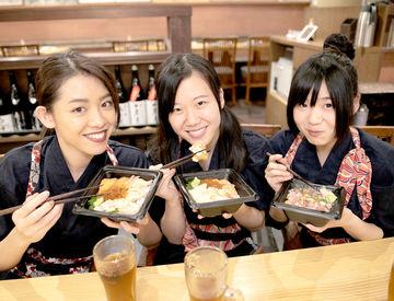 【キッチン/ホール】*。●TV・メディアで話題の魚Dining●。*≪髪型自由≫≪週1~≫≪履歴書不要≫キッチン手作りのオンリーワンまかない付♪