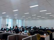 ≪キレイなオフィス&働きやすい環境≫ 「オフィスワークがしたい!」「PCが好き!」…そんな方にピッタリ◎