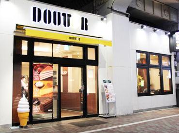 オシャレと口コミでも話題! 白い外観が特徴の『白ドトール』。 新しい店舗で、店内もキレイ*:.。☆