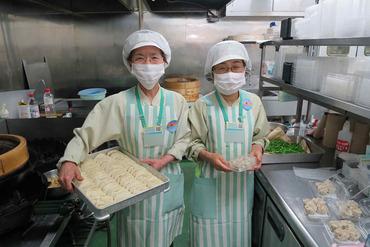 【お惣菜コーナーSTAFF】イトーヨーカドーのお惣菜コーナーでのお仕事♪丁寧なマニュアルがあり、未経験でも安心◎*和やかムードのお店です*