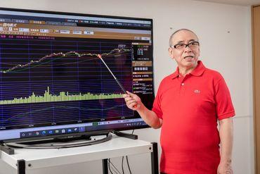 投資歴37年の伝説の投資家「大魔神先生」の株式投資サロンの運営アシスタントのお仕事です!