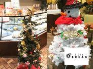 長堀駅&心斎橋駅直結!地上に出ずにカイテキ通勤★ ↑シーズン毎に飾り付けチェンジ♪ いまはクリスマス仕様になってます*
