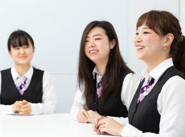 ≪大手で安定WORK≫ 長く安定して働ける仕事!社員も同時募集中♪女性staffが多数活躍中!