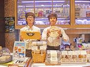 ≪今、話題の専門店≫チーズの知識は一切不要です★一緒に学んでいきましょう!友だちにも自慢できるオシャレバイトです◎